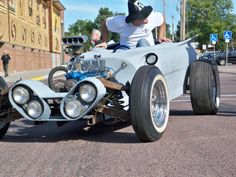 Custom, Roth style, one-off, home-built, frankenstein hot rods...lets see them! | The H.A.M.B.