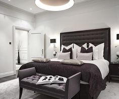 Une chambre unique ! | architecture d'intérieur, design, home decor, interior design. Plus d'inspirations sur http://www.bocadolobo.com/en/inspiration-and-ideas/