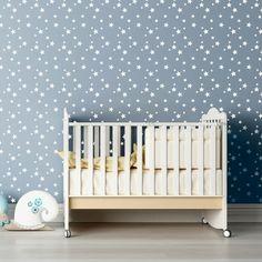 POLKA DOT CLUSTER Nursery Modern Furniture Wall Floor Stencil for Paint