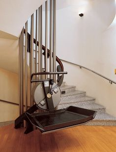 Incline Wheelchair Platform Lift & stair lift for the disabled by Garaventa Lift. USA: www ...