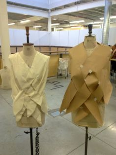 Explore: Research: Pattern Cutting
