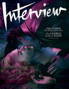 Nicole Kidman by Steven Klein for Interview Magazine September 2014