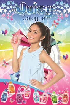 Kathryn Bernardo - The New Brand Ambassador of Juicy Cologne