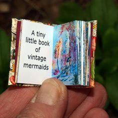I <3 tiny books, always have!