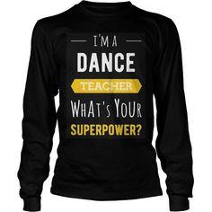 Cool Dance teacher tshirt Shirts & Tees