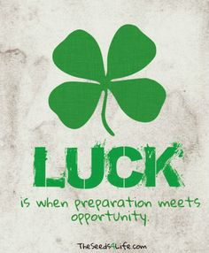 #quotes #life #luck #opportunity #preparation