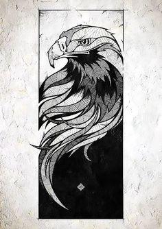 70 Ideas tattoo geometric shapes art prints for 2019 Adler Tattoo, Geometric Shapes Art, Eagle Drawing, Petit Tattoo, Eagle Tattoos, Arm Tattoos, Small Tattoos, Bild Tattoos, Shape Art