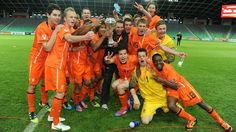 Netherland - Champion of UEFA European Under-17 Championship 2012