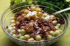 NYT Cooking: Grape Salad