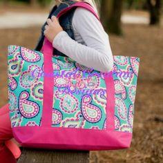 Paisley Tote Bag/Paisley Collection – Coastal Creative Designs, L.L.C.
