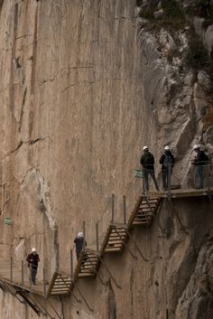 Caminito Del Rey, World's Most Dangerous Walkway, Set To Reopen Next Week