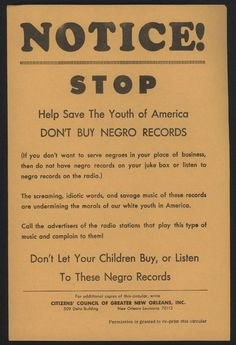 racism ad