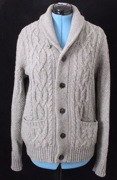 GAP cable cardigan. Except in gray, size M. Probably not available to be found.