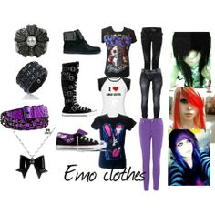 emo clothes - Google Search
