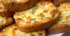 Сырные гренки «Пятиминутки»: просто пальчики оближешь… – Полезные советы хозяйкам