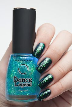 Dance Legend Lumos 1016 Avada Kedavra Like whats in the bottle, not so much on the nails...