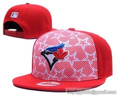 Toronto Blue Jays Mesh Red Snapback Hats only US$6.00 - follow me to pick up couopons.