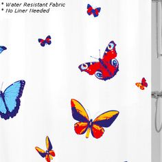 Our 2014 collection is full of animal prints. These butterflies are just gorgeous. Butterfly Design, Fabric Shower Curtains, Beautiful Butterflies, Animal Prints, Collection, Bowtie Pattern, Animal Patterns, Animal Print Style, Leopard Prints