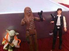 Vintage Star Wars toys (1977&1980) - $40 (Patterson)