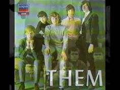 Baby Please Don't Go. By Them. Timeless Rock, Qlty Sound.Oz Malo.