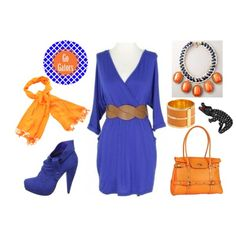 Florida Gators Gameday - Polyvore