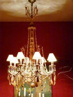lustre e decoração Moderno lustres em casas