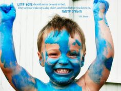 Being a mama to little boys...via www.mysmallpotatoes.com