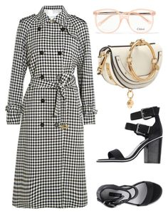 Monochromatic couture by annabelletaurua on Polyvore featuring polyvore, Mode, style, Sonia Rykiel, Senso, Chloé, fashion and clothing