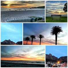 Camps Bay, Cape Town, South Africa. Pic: Robin Brown