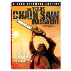 Halloween Scary Movies - The Texas Chainsaw Massacre (1974)