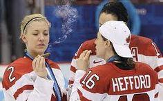 Canadian Womens hockey