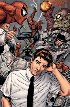 °° Spider-Man aka Peter Parker (Earth-616)/Expanded History Peter Parker was born in Queens to CIA agents Richard and Mary Parker. While Peter was still an infant, his parents were assigned to infiltrate the Algerian based spy ring controlled by the communist agent, the Red Skull (Albert Malik). The moment the Red Skull learned that Richard and Mary were double agents, he had them killed by one of his agents the Finisher in an airplane crash overseas and then framed them for treason.  Peter…