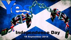 #yes pic.twitter.com/TUqv5K1oPZ #scotland #independence #freedom #vote yes