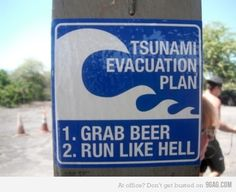 Evacuation Fail :))