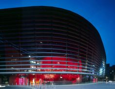 The award winnng curve theatre in leicester is a must 'visit' attraction