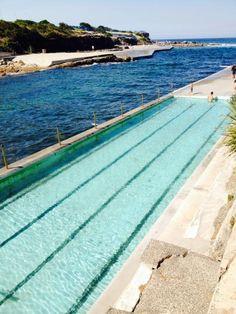 Clovelly Ocean Pool, Sydney, Australia