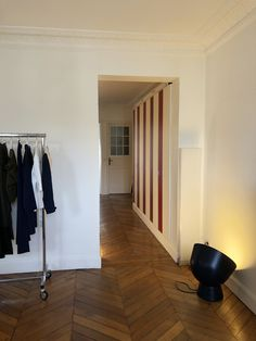 This Era Archive's vintage rental pop-up showroom in Paris, 2019