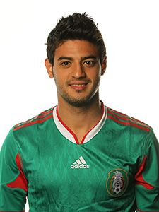 Carlos Vela- Mexican soccer player