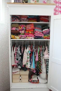 Does my daughter have too many clothes?