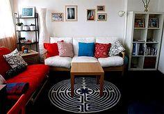 Come arredare il tuo soggiorno: ecco alcune idee #arredo #arredamento
