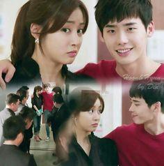 KANG SO RA AND LEE JONG SUK