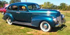 1939 Hudson 4-Door Sedan