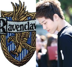 HP&KPOP // Ravenclaw // Dowoon of DAY6