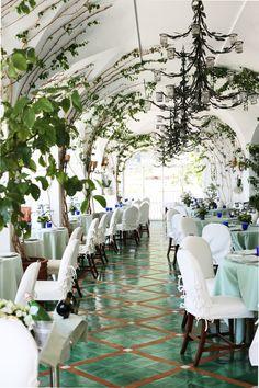 La Sponda at La Sirenuse Hotel in Positano, Italy
