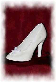 White Chocolate Shoe