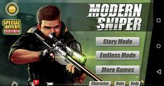latest android games mod apk Modern Sniper Mod Apk [Unlimited Gold and Money] Latest Android Games, Best Android, Sniper Games, Best Action Games, First Person Shooter Games, Unique Maps, Android Apk, Android Smartphone, Modern