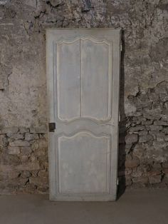French Louis XV Period Door in Wood image 2