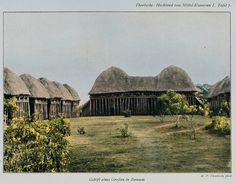 Vernacular Architecture, Classic Architecture, Black History Facts, Round House, Guinea Bissau, Ivory Coast, Sierra Leone, Continents, Colonial