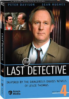 the last detective - He is the last detective that you would call out and he still seems to solve the crimes he just can't save his marriage.  Great British Tv