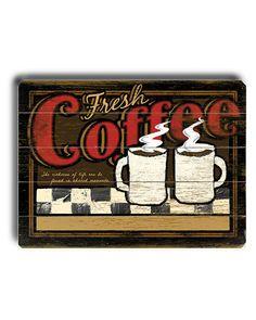 'Fresh Coffee' by Flavia Weedn